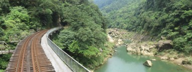 Finding Shifen Falls - Taiwan - Featured